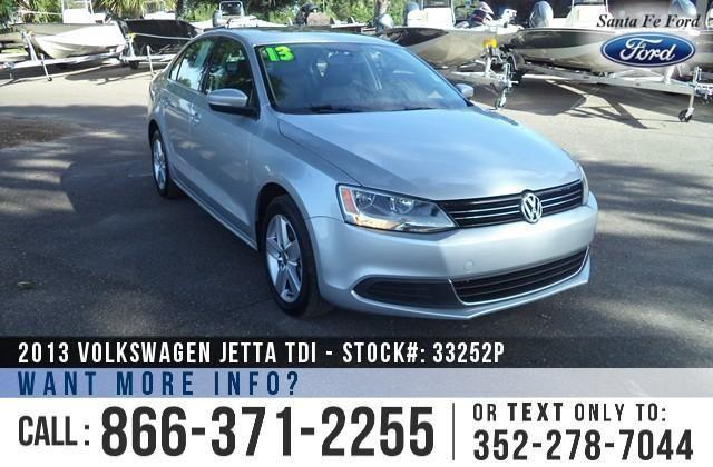 2013 Volkswagen Jetta TDI Premium - 28K Miles - On-site