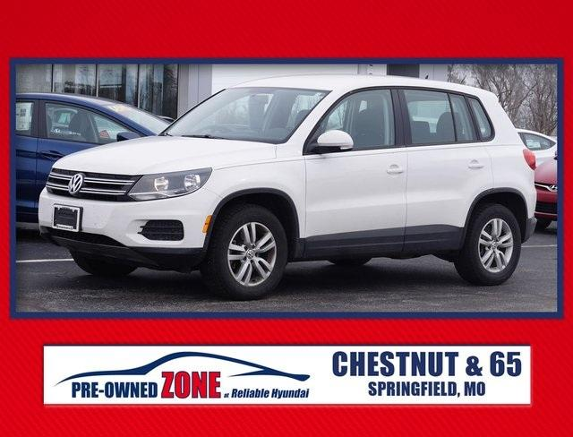 2013 VOLKSWAGEN Tiguan AWD SEL 4Motion 4dr SUV for Sale in Springfield, Missouri Classified ...