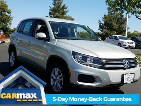 2013 Volkswagen Tiguan S S 4dr SUV 6A