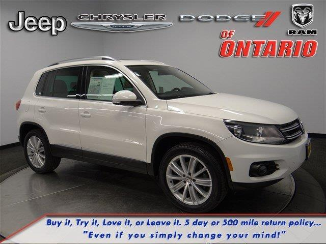 2013 Volkswagen Tiguan S S 4dr SUV 6A (ends 1/13)