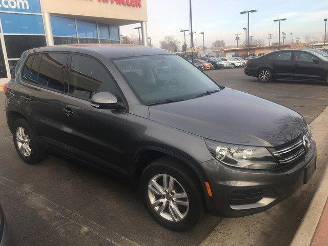 2013 Volkswagen Tiguan SEL 4Motion AWD SEL 4Motion 4dr