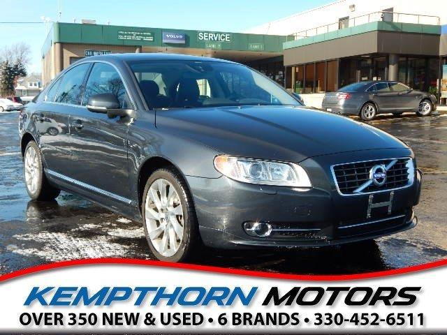 2013 Volvo S80 T6 AWD T6 4dr Sedan