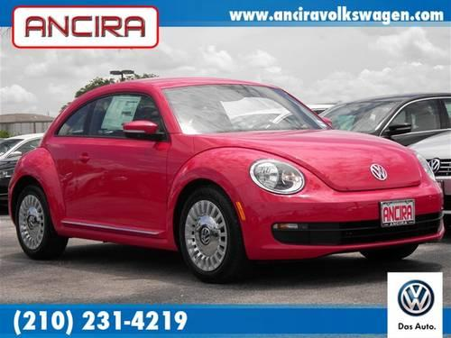 2013 Vw Beetle 2 5l For Sale Red For Sale In Laredo Texas
