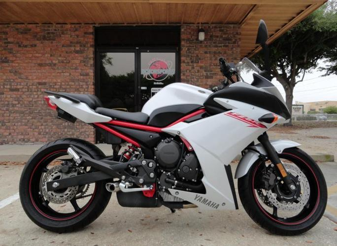 2013 yamaha fz6r we finance full 1 year warranty included for sale in longwood florida for Yamaha motorcycle warranty