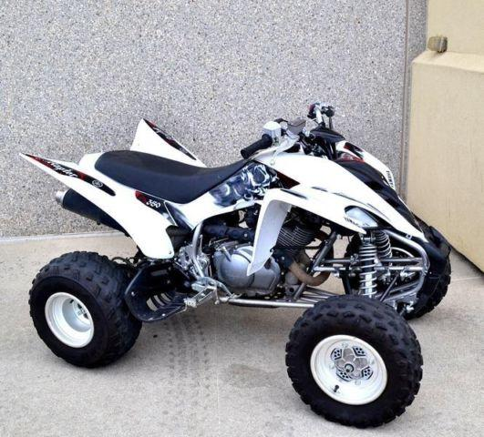 2013 Yamaha Raptor 350 For Sale In Sioux Falls, South