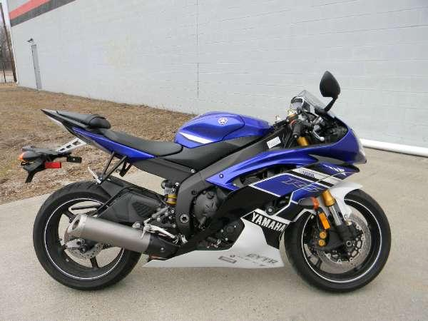 2013 yamaha yzf r6 for sale in springfield massachusetts