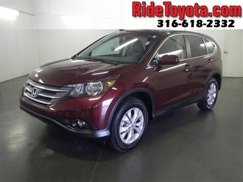 2013 honda cr v suv ex for sale in wichita kansas for Honda large suv