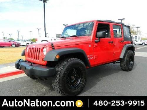 2013 jeep wrangler unlimited for sale in phoenix arizona classified. Black Bedroom Furniture Sets. Home Design Ideas
