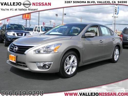 2013 nissan altima 2 5 sl sedan 4d for sale in vallejo california classified. Black Bedroom Furniture Sets. Home Design Ideas
