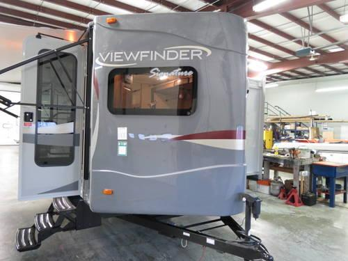 2014 19FK VIEW FINDER FRONT KITCHEN AREO DYNAMIC TOWING