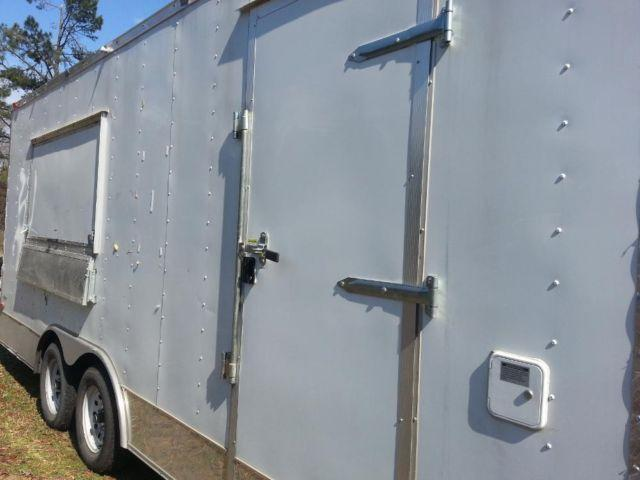 2014 8.5X20 Concession Trailer Loaded with equipment need to sell now