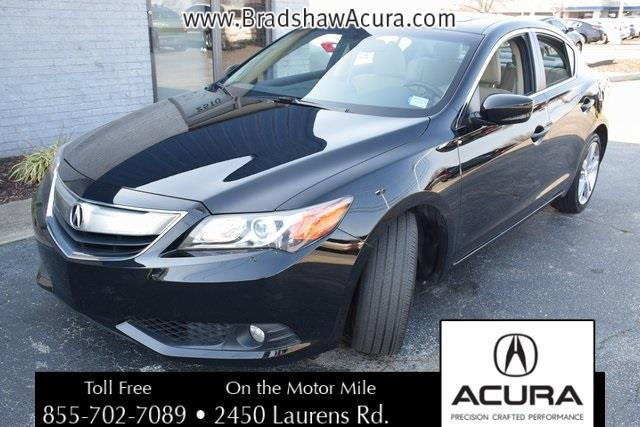 2014 Acura ILX 2.0L w/Tech 2.0L 4dr Sedan w/Technology