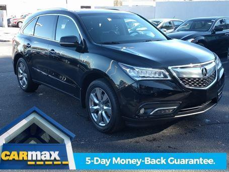 2014 Acura MDX SH-AWD w/Advance w/RES SH-AWD 4dr SUV