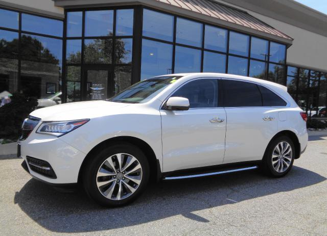 2014 acura mdx sh awd w tech sh awd 4dr suv w technology package for sale in edgemere. Black Bedroom Furniture Sets. Home Design Ideas