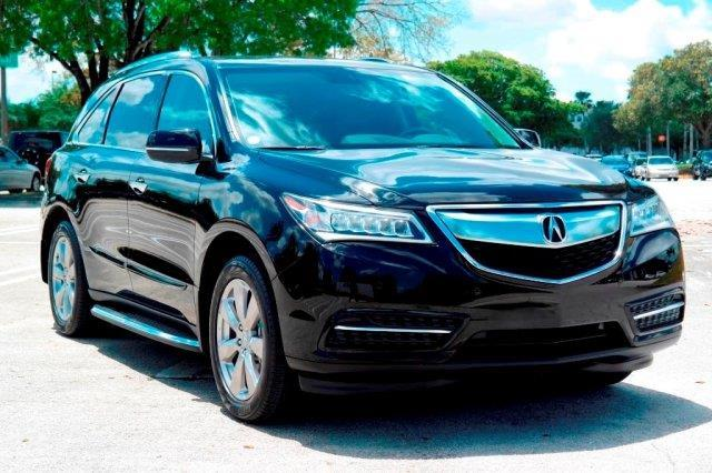 2014 acura mdx w advance w res 4dr suv w advance and. Black Bedroom Furniture Sets. Home Design Ideas