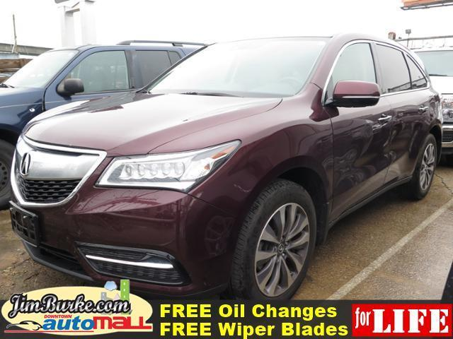2014 acura mdx w tech 4dr suv w technology package for sale in birmingham alabama classified. Black Bedroom Furniture Sets. Home Design Ideas