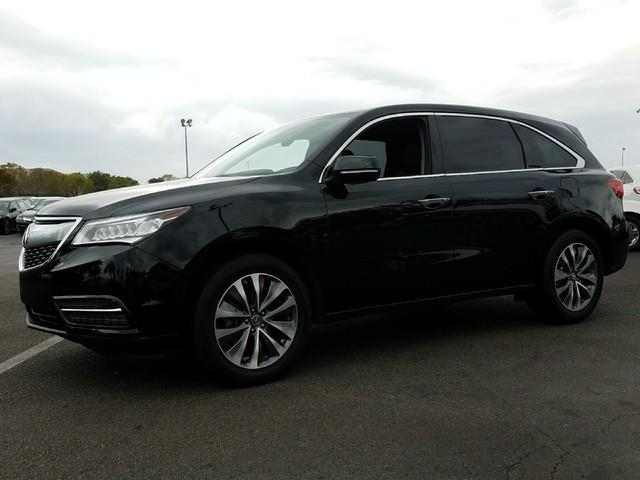 2014 acura mdx w tech 4dr suv w technology package for. Black Bedroom Furniture Sets. Home Design Ideas