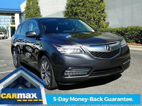 2014 Acura MDX w/Tech 4dr SUV w/Technology Package