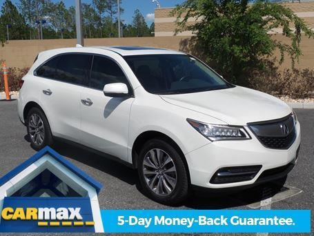 2014 acura mdx w tech w res 4dr suv w technology and entertainment package for sale in. Black Bedroom Furniture Sets. Home Design Ideas