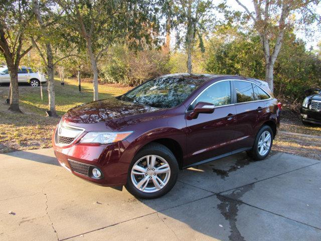 2014 Acura RDX w/Tech 4dr SUV w/Technology Package