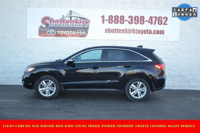 2014 Acura RDX w/Tech AWD 4dr SUV w/Technology Package