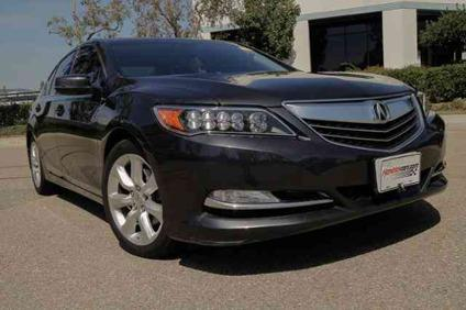 2014 acura rlx 4dr sedan navigation for sale in murrieta. Black Bedroom Furniture Sets. Home Design Ideas