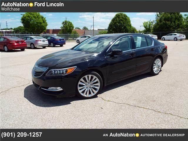2014 acura rlx for sale in memphis tennessee classified. Black Bedroom Furniture Sets. Home Design Ideas