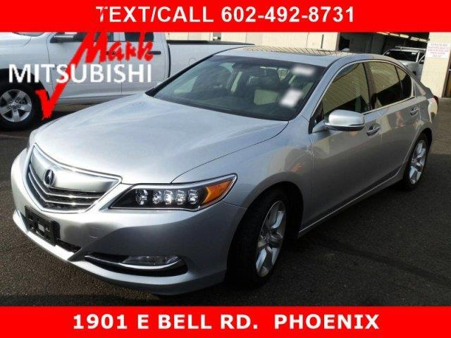 2014 acura rlx base 4dr sedan for sale in phoenix arizona. Black Bedroom Furniture Sets. Home Design Ideas