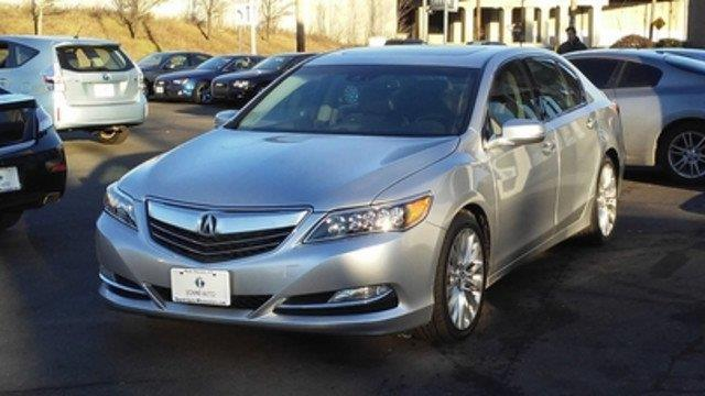 2014 acura rlx w tech 4dr sedan w technology package for sale in new haven connecticut. Black Bedroom Furniture Sets. Home Design Ideas