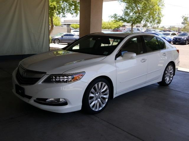 2014 acura rlx w tech 4dr sedan w technology package for sale in peoria arizona classified. Black Bedroom Furniture Sets. Home Design Ideas