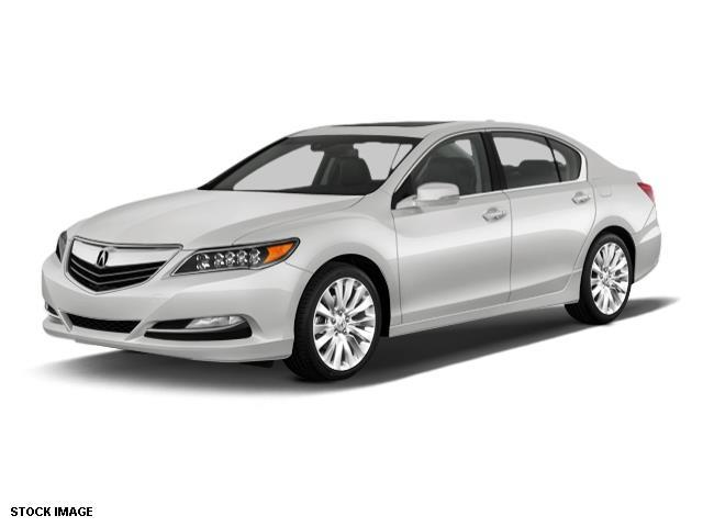 2014 acura rlx w tech 4dr sedan w technology package for. Black Bedroom Furniture Sets. Home Design Ideas