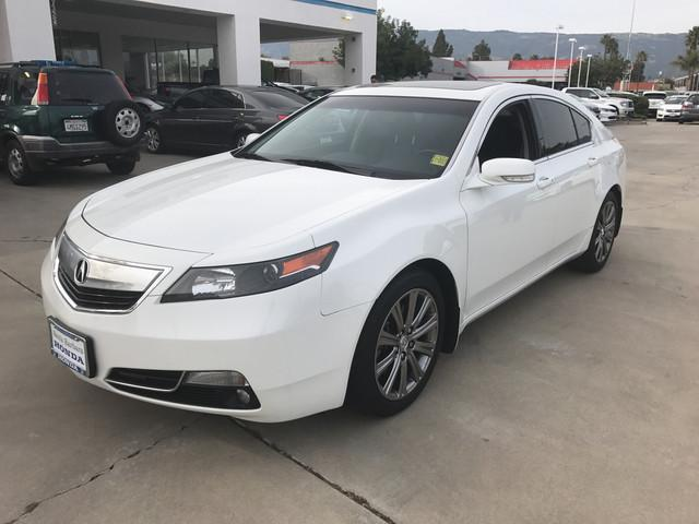 2014 acura tl w se 4dr sedan w special edition for sale in santa barbara california classified. Black Bedroom Furniture Sets. Home Design Ideas