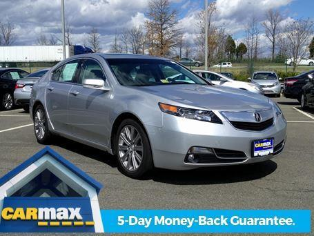 2014 acura tl w se 4dr sedan w special edition for sale in fredericksburg virginia classified. Black Bedroom Furniture Sets. Home Design Ideas