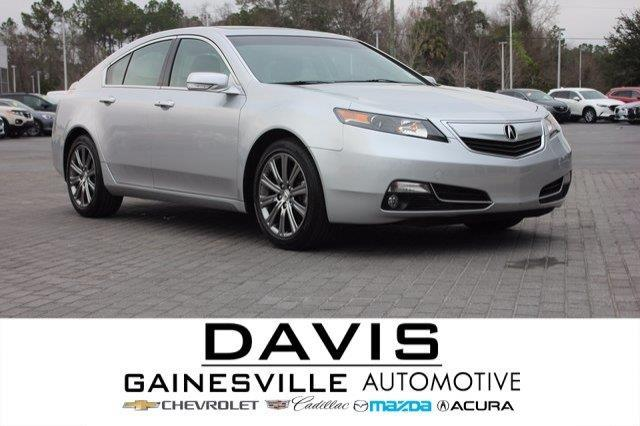 2014 acura tl w se 4dr sedan w special edition for sale in gainesville florida classified. Black Bedroom Furniture Sets. Home Design Ideas