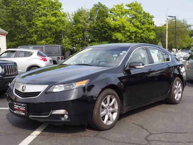 2014 acura tl w tech 4dr sedan w technology package for sale in wallingford connecticut. Black Bedroom Furniture Sets. Home Design Ideas