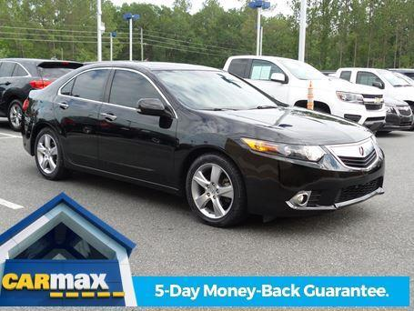 2014 Acura TSX w/Tech 4dr Sedan w/Technology Package