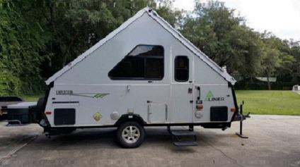 2014 aliner expedition pop up camper quot quot for sale in las vegas