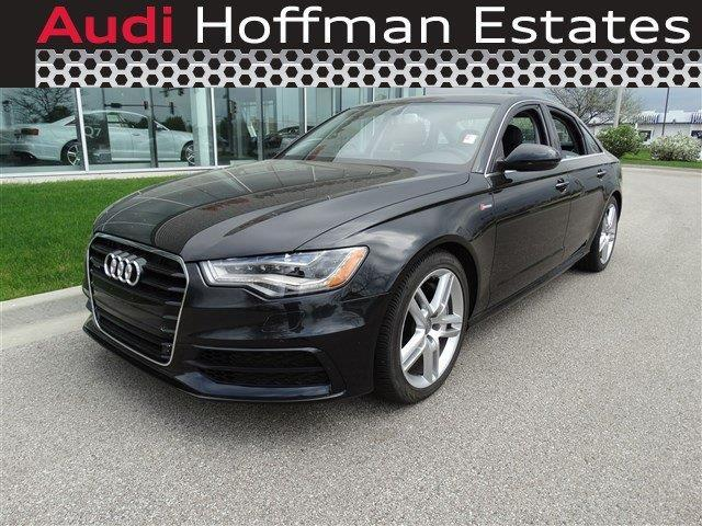 2014 audi a6 3 0t quattro prestige awd 3 0t quattro. Black Bedroom Furniture Sets. Home Design Ideas