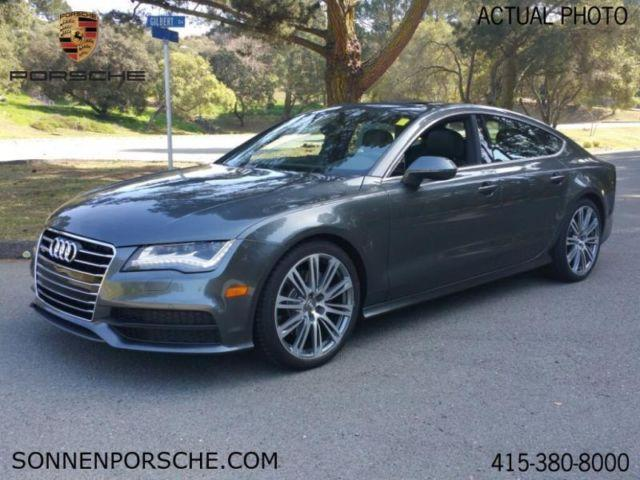 2014 audi a7 for sale in mill valley california classified. Black Bedroom Furniture Sets. Home Design Ideas