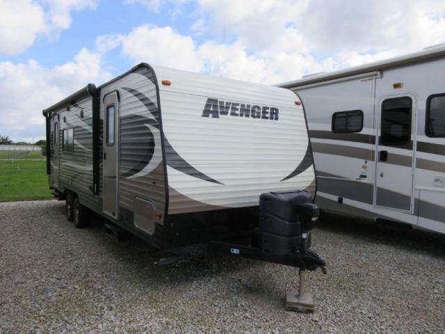 2014 avenger bumper pull travel trailer for sale in greenville texas classified. Black Bedroom Furniture Sets. Home Design Ideas