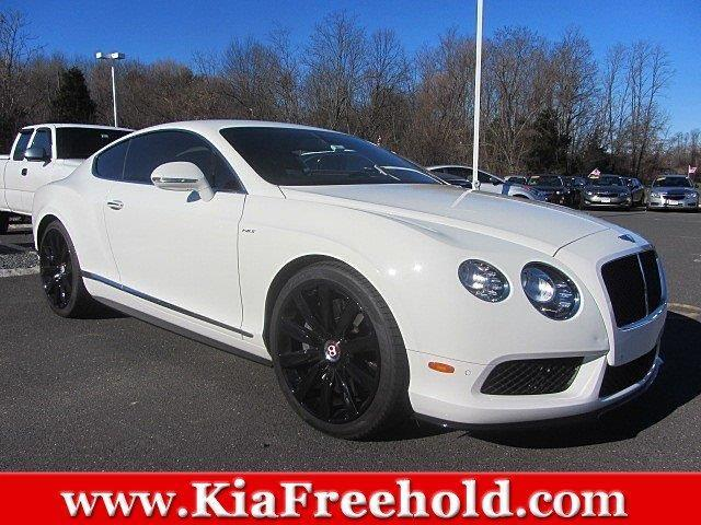 2014 Bentley Continental GT V8 S Base AWD 2dr Coupe