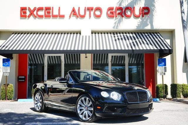 2014 Bentley Continental GTC V8 Base AWD 2dr