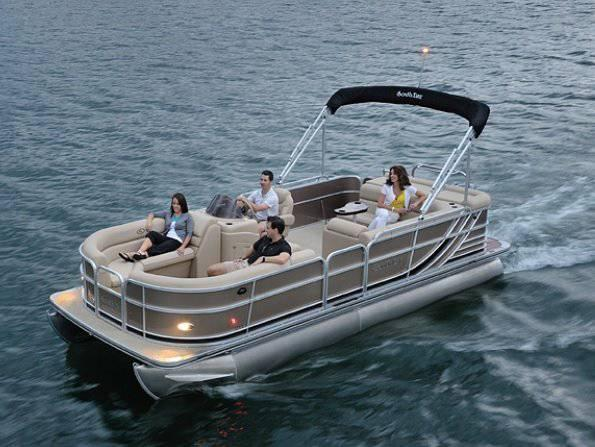 2014 Bentley Amp Southbay Pontoons For Sale In Dexter