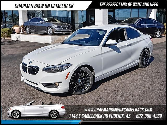 2014 BMW 2 Series 228i 228i 2dr Coupe