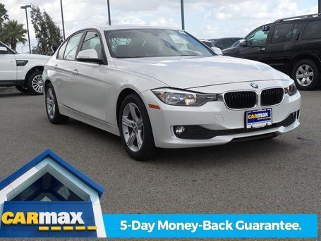2014 BMW 3 Series 320i 320i 4dr Sedan