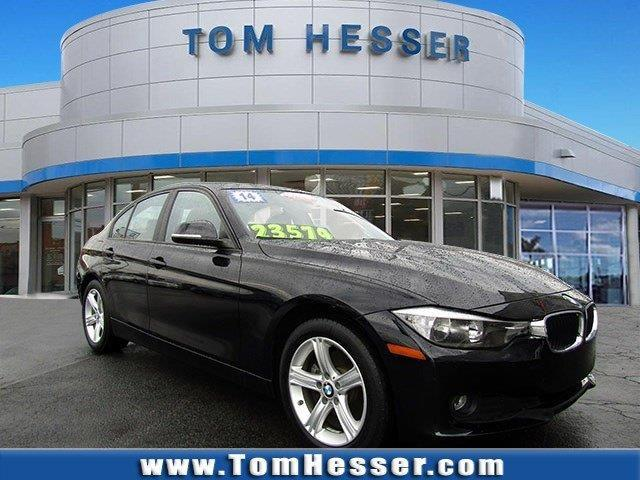 2014 BMW 3 Series 320i xDrive AWD 320i xDrive 4dr Sedan