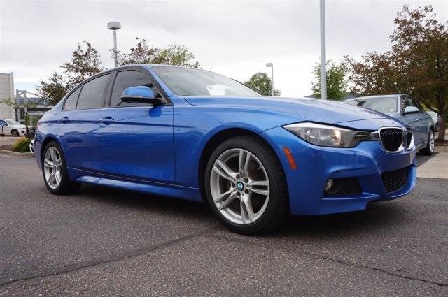 2014 BMW 3 Series 328d xDrive AWD 328d xDrive 4dr Sedan