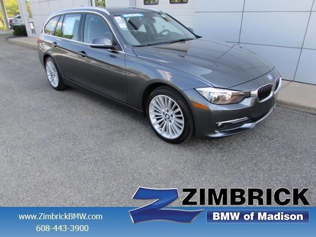 2014 BMW 3 Series 328d xDrive AWD 328d xDrive 4dr Wagon