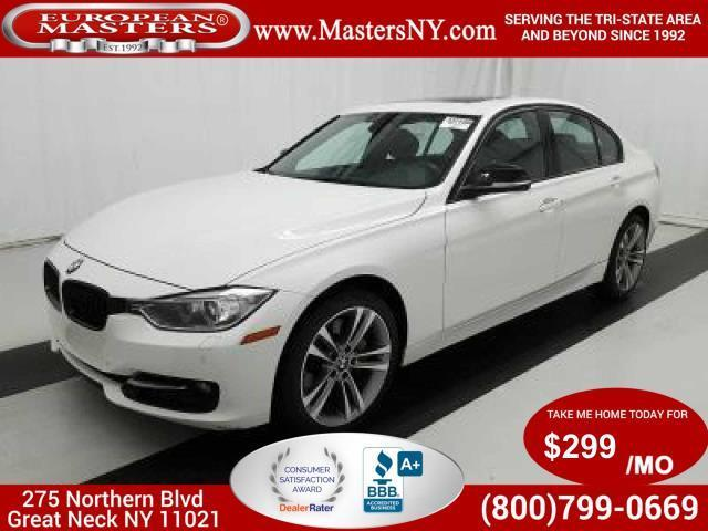 2014 BMW 3 Series 335i xDrive AWD 335i xDrive 4dr Sedan