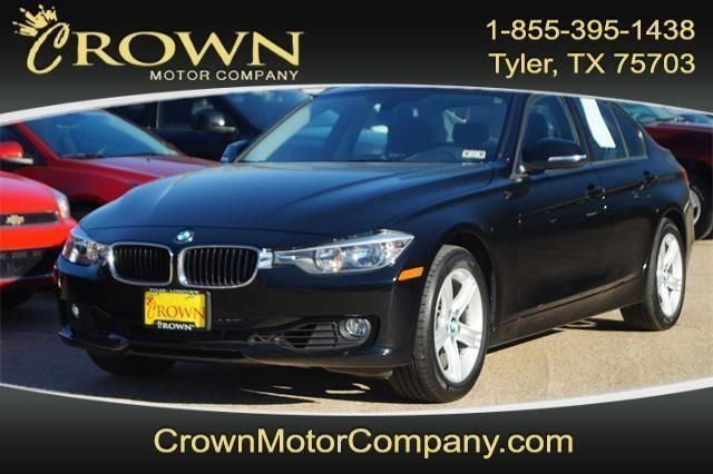 2014 bmw 3 series 4dr car 328i for sale in tyler texas for Crown motor company tyler tx
